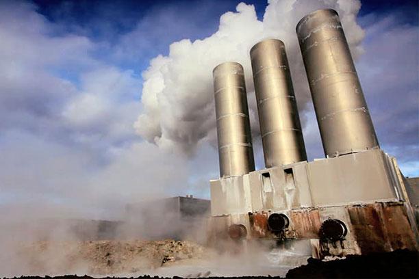 Elektrownie geotermalne